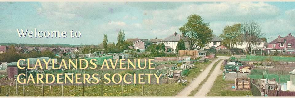 Welcome to Claylands Avenue Gardeners Society